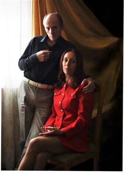 Елена и Арменак Оганезовы